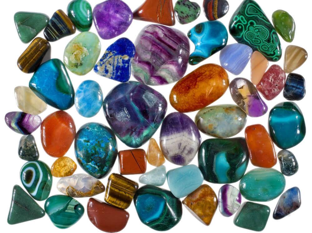 Βασικά Ορυκτά και οι ιδιότητες τους - Crystal Light 725b8d251f7